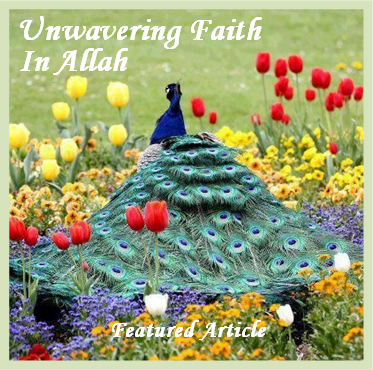 Unwavering Faith in Allah