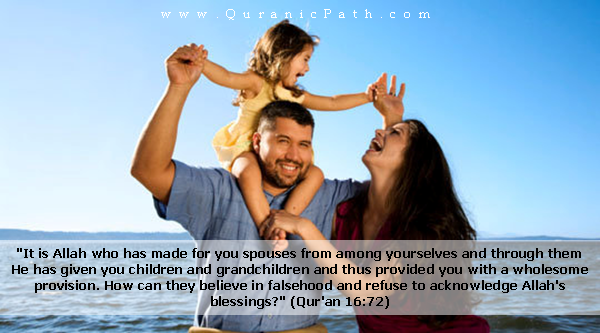Quranic Verse on Marriage