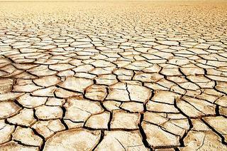 Suché pouštní Země